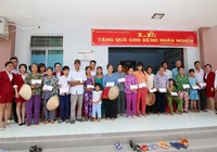 Kim Phát tổ chức chương trình thiện nguyện tại Bến Tre
