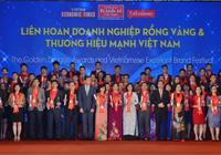VietinBank - 13 năm liền Top dẫn đầu thương hiệu mạnh