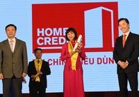 Home Credit bốn năm liên tiếp nhận giải Rồng Vàng
