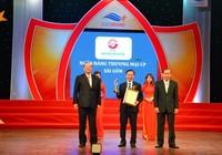 SCB đạt Top 10 Thương hiệu tiêu biểu châu Á-TBD 2017