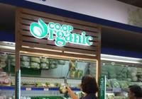 Sản phẩm Co.op Organic hút hàng ở Co.opmart