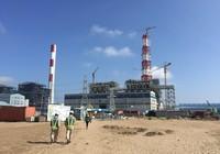 Hòa lưới điện tổ máy 1 nhiệt điện Thái Bình 1