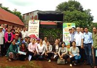 Hỗ trợ nông dân trồng cà phê tại Đắk Lắk