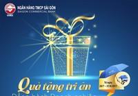 SCB với gói 'Quà tặng tri ân – Đồng hành doanh nghiệp'