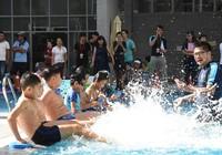 Hơn 300 gia đình tham gia ngày hội thể thao