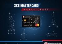 Thẻ tín dụng cao cấp SCB MasterCard World Class
