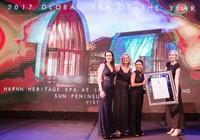 HARNN Heritage Spa: Thương hiệu tốt nhất thế giới
