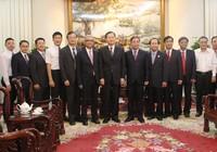 Vedan Việt Nam đồng hành cùng ngành y tế Đồng Nai