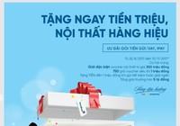 VietinBank: Tặng voucher lên đến 300 triệu đồng