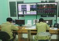 Đóng điện trạm biến áp không người trực tại Quảng Ngãi