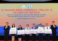 Phú Mỹ Hưng trao học bổng, tài trợ hơn 8,46 tỉ đồng