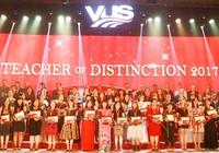 VUS tôn vinh 1.600 giáo viên nhân ngày 20-11
