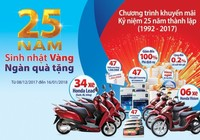 Ngân hàng Bản Việt tri ân khách hàng với ngàn quà tặng