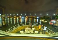 Mở tour thuyền cà phê, phà du lịch... ở Sài Gòn