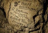 Phát hiện bức tường khắc tên 2.000 binh lính trong thế chiến I