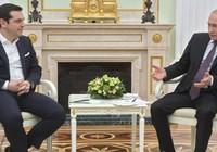 Hy Lạp 'công khai không tán thành' EU trừng phạt Nga