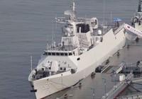 Trung Quốc xây dựng Tàu hộ tống chống ngầm