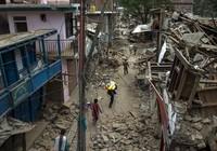 Lại động đất tiếp ở Nepal
