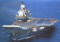 Hải quân Nga chuẩn bị dùng siêu tàu sân bay mới
