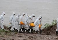 Trung Quốc vớt tàu chìm, không nạn nhân nào sống sót