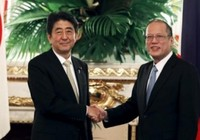Nhật 'bắt tay' Philippines diễn tập hàng hải chung trên biển Đông