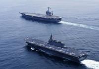 Mỹ, Nhật, Philippines tập trận chung ở biển Đông