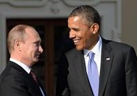 Tổng thống Putin gọi điện thoại cho Tổng thống Obama
