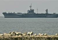 Mỹ di chuyển tàu chiến tới hỗ trợ 'bên thua trận' của Nga