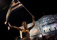Ảnh: Toàn cảnh dân Hy Lạp nói 'không' với chủ nợ châu Âu