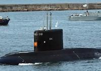 5 tàu ngầm nguy hiểm nhất của Nga