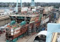 Kế hoạch tăng cường hiện diện toàn cầu tàu sân bay Mỹ