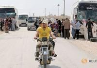 IS dùng khí độc lạ tấn công quân dân Kurd