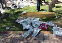 Chùm ảnh đau thương vụ đánh bom tự sát tại Thổ Nhĩ Kỳ