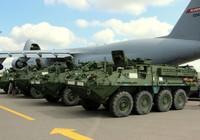 Lo ngại Nga, Mỹ nâng hỏa lực xe bọc thép