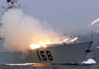 Nga-Trung chuẩn bị tập trận trên biển Nhật Bản