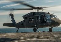 Rơi trực thăng, 16 cảnh sát thiệt mạng