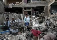 Người chết la liệt sau hàng loạt vụ đánh bom liều chết