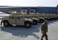 Xe bọc thép Mỹ giao cho Ukraine 'có vấn đề'