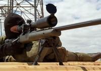 Tay súng bắn tỉa 'cừ khôi' hạ gục đao thủ IS giờ hành quyết
