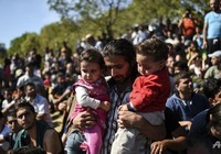 'Khủng hoảng nhập cư là lỗi của phương Tây'
