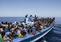 Gần 4.700 người nhập cư được cứu sống ở Địa Trung Hải