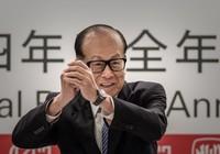 Tỷ phú Lý Gia Thành bị công kích vì 'tháo chạy' khỏi Trung Quốc