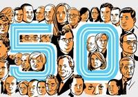 10 nhân vật có ảnh hưởng lớn nhất đến nền kinh tế thế giới 2015