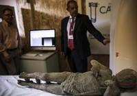 Phát hiện thi thể hóa thạch 2.000 năm tuổi
