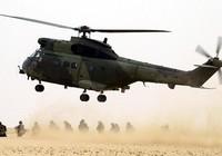 Trực thăng quân sự gặp nạn: 5 người chết, 5 người bị thương