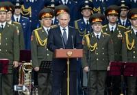 Nga chuẩn bị trình làng thế giới hệ thống quân sự công nghệ cao