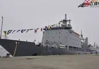 Trung Quốc bàn giao ba tàu mới cho Hạm đội Nam Hải