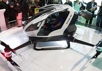 Trung Quốc chế tạo máy bay không người lái chở người đầu tiên trên thế giới