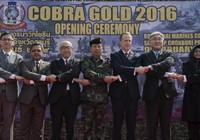 Tập trận Hổ mang Vàng 27 nước tại Thái Lan