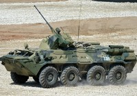 Năm vũ khí tối tân của Nga ở Syria